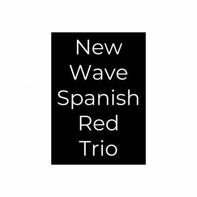 New Wave Spanish Red Trio