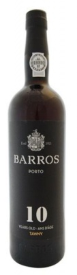 Barros 10 Year Old Tawny NV