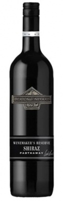 Berton Vineyard Winemakers Reserve The Black Shiraz 2016