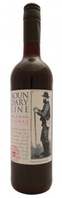 Boundary Line Shiraz 2017