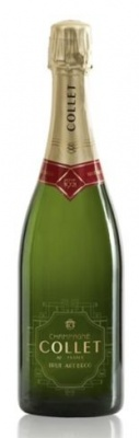 Champagne Collet Brut, Art Deco NV