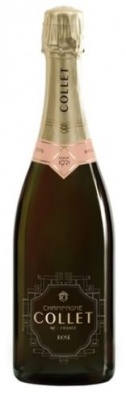 Champagne Collet Brut Rose NV