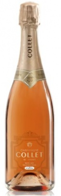 Champagne Collet, Collection Privee Rose Dry NV