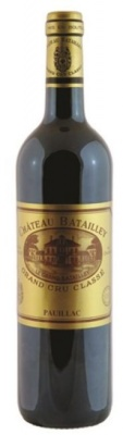 Chateau Batailley, 5th Cru Classe 2011, Pauillac