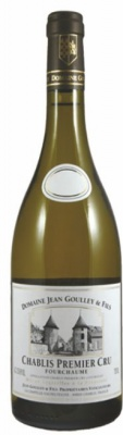 Chablis 1er Cru, Fourchaume 2015, Domaine Jean Goulley