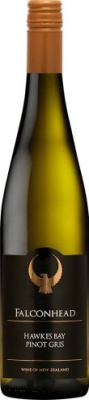 Falconhead Marlborough Pinot Gris 2015
