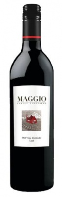Maggio Old Vines Zinfandel 2016, Oak Ridge Winery, Lido