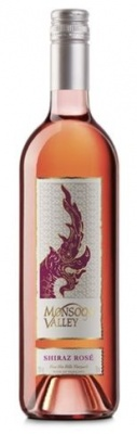Monsoon Valley Shiraz Rose 2015