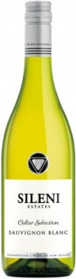 Sileni Cellar Selection Sauvignon Blanc, Marlborough 2018