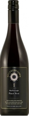 Southern Dawn Marlborough Pinot Noir 2013
