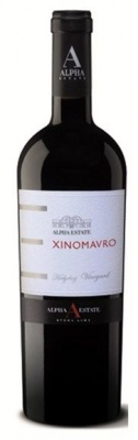 Ximomavro Hedgehog Single Vineyard PDO Amyndeo 2012, Ktima Alpha, Macedonia