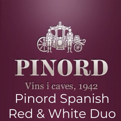 Pinord Spanish Red / White Duo