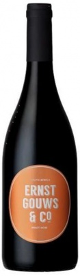 Ernst Gouws & Co Pinot Noir 2017, Western Cape
