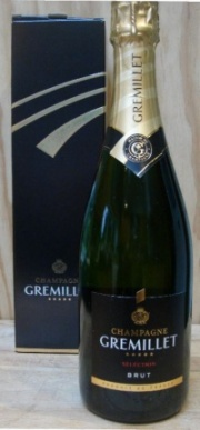 Champagne Gremillet Selection Brut NV in Gift Box