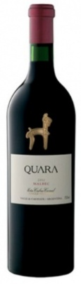 Quara Single Vineyard Malbec 2016