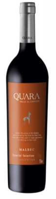 Quara Special Selection Malbec 2018