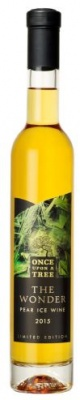 Once Upon A Tree The Wonder Pear Ice Wine 2015 - half bottle