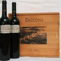 Balcons Priorat 2011, Bodegas Pinord - Six Bottle Wooden Box